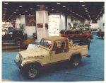 1981 CJ-8 at Chicago Auto Show.jpg