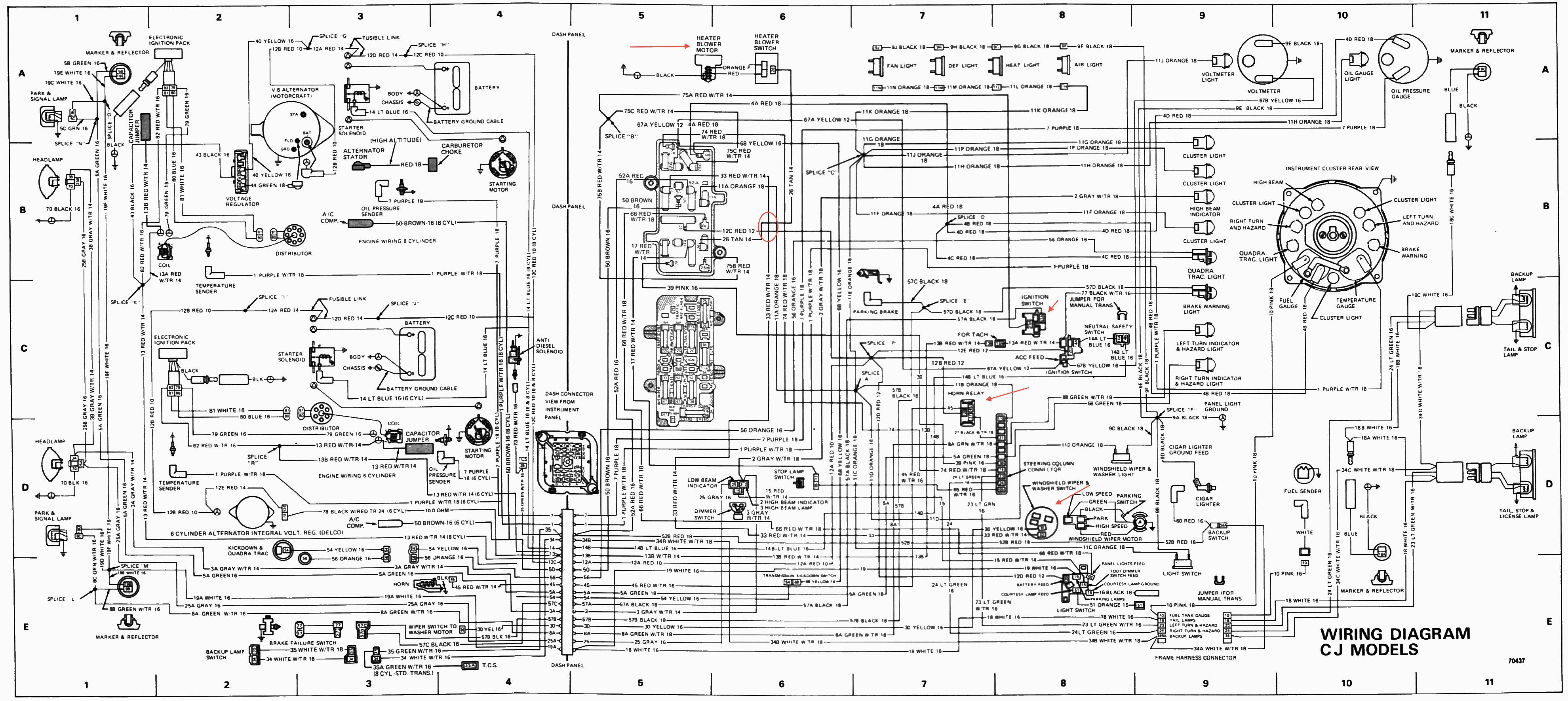wiring diagram for 1983 jeep cj7 wiring diagram for 1983 jeep 1983 jeep wiring diagram 1983 auto wiring diagram database