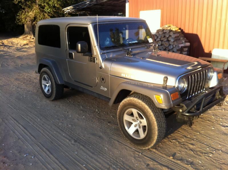 newest jeep addition 2005 wrangler unlimited rubicon. Black Bedroom Furniture Sets. Home Design Ideas