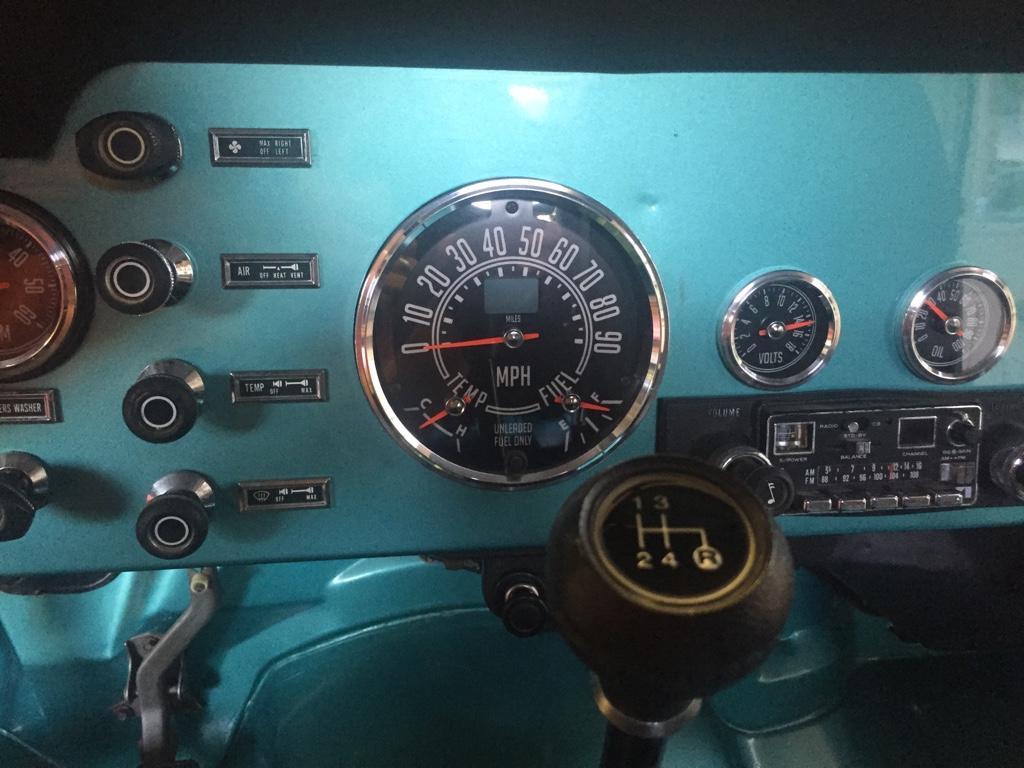 jeep cj speedometer wiring john deere lt190 wiring