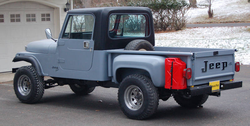 Ideas For Turning My Jeep Yj Into A Pickup American Expedition