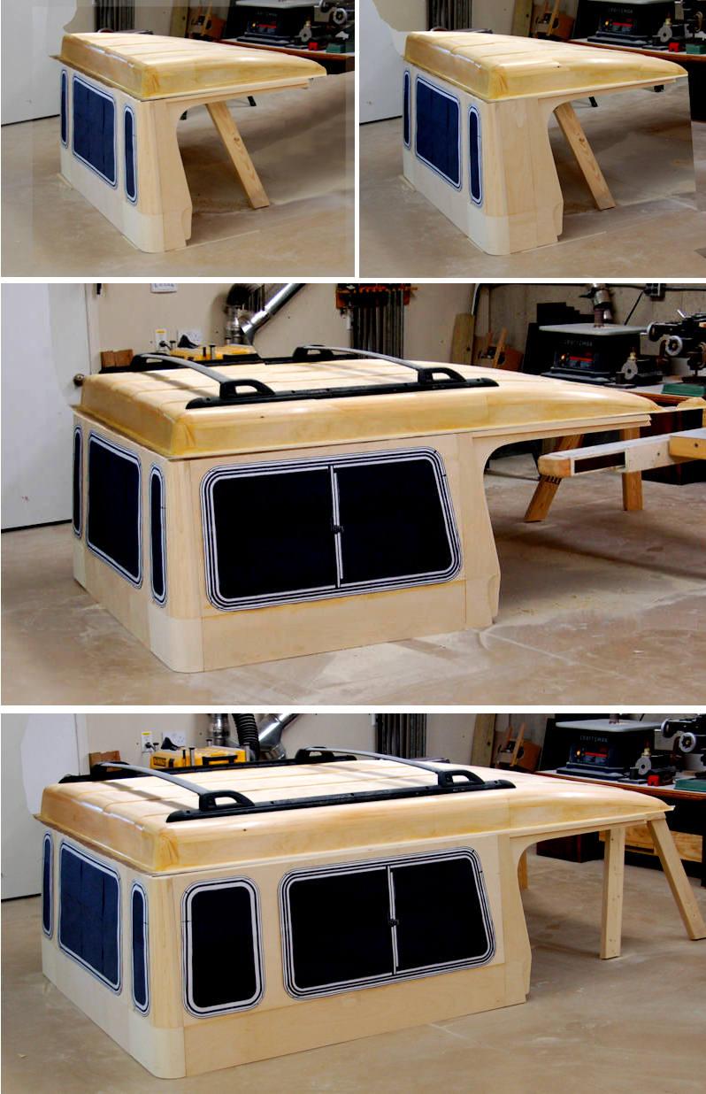 Homebuilt Hardtops Jeepforum Com