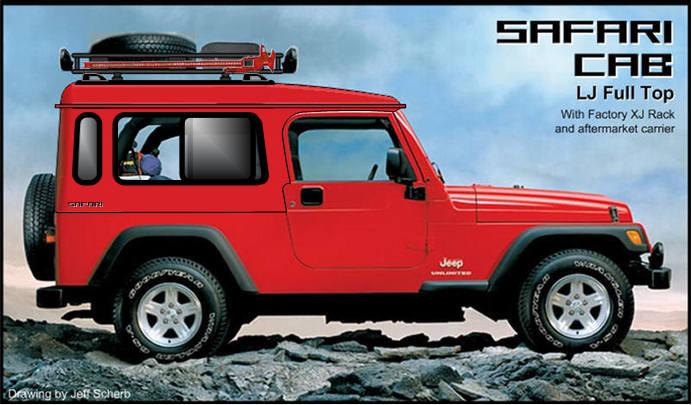Quot Safari Cab Quot Modular Hardtop Project Expedition Portal